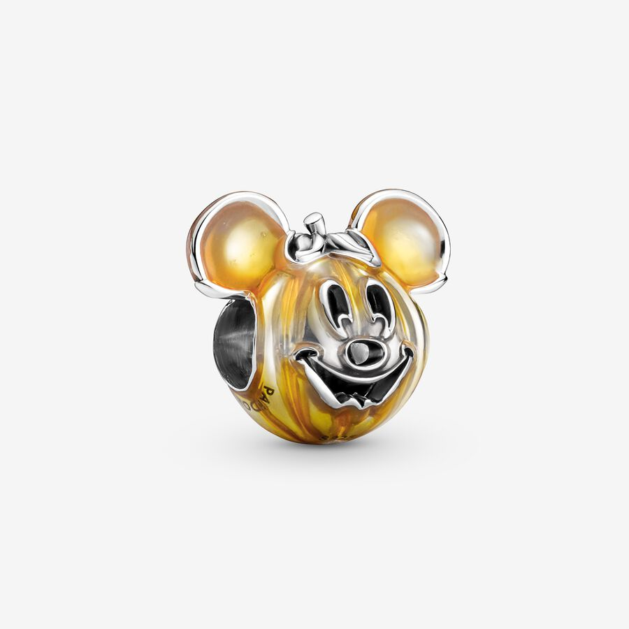 Disney, Charm Citrouille Mickey Mouse image number 0