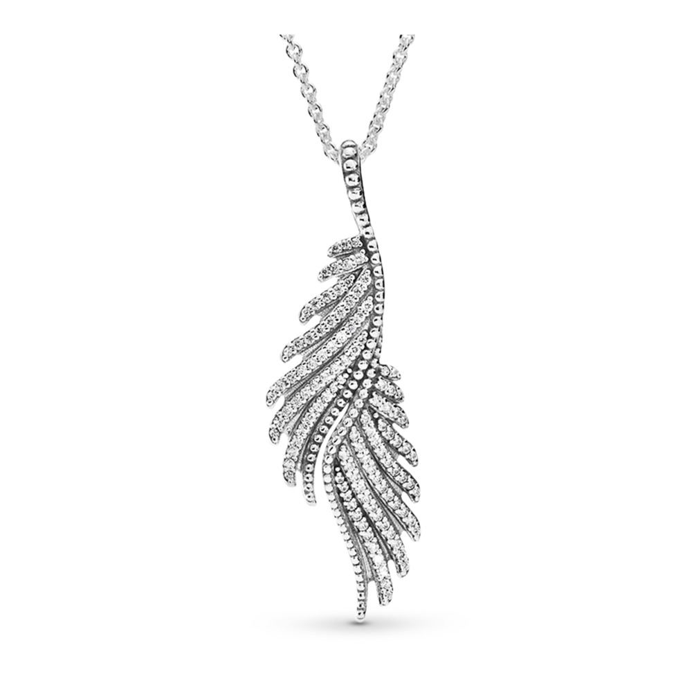 Collier Plumes Majestueuses